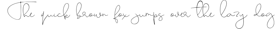 Example 195 of  Font