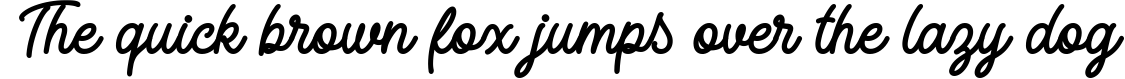 Example 194 of  Font