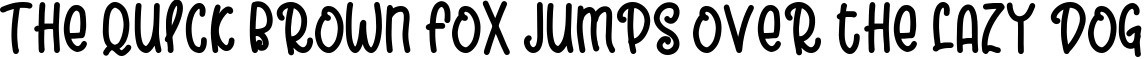 Example 199 of  Font
