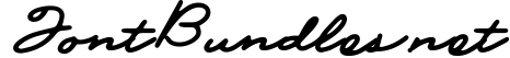 Example 81 of  Font