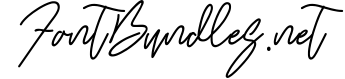 Example 91 of  Font