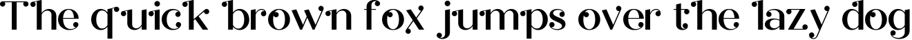 Example 111 of  Font