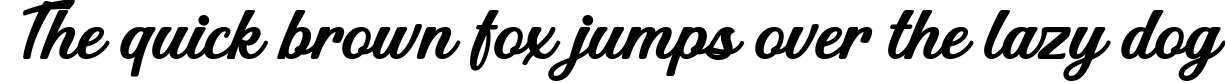 Example 191 of  Font