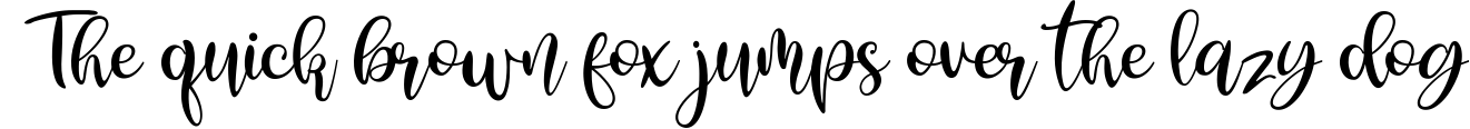Example 171 of  Font