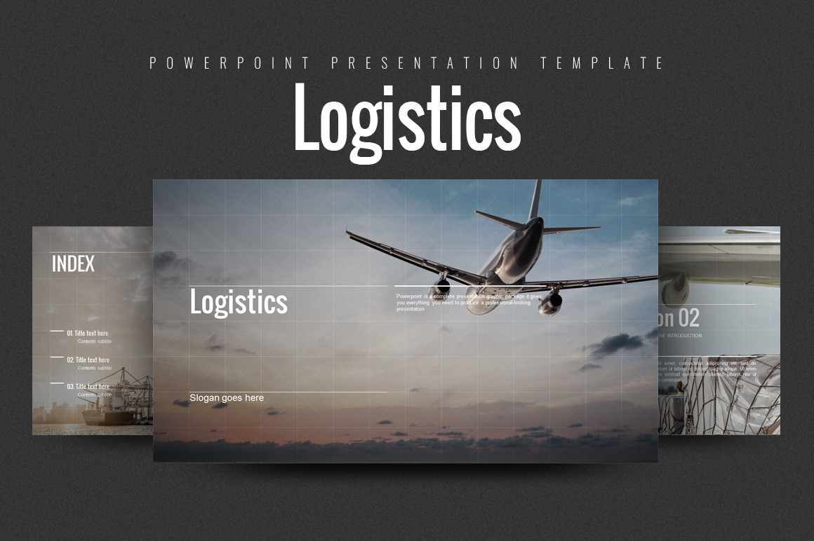 logistics ppt by goodpello