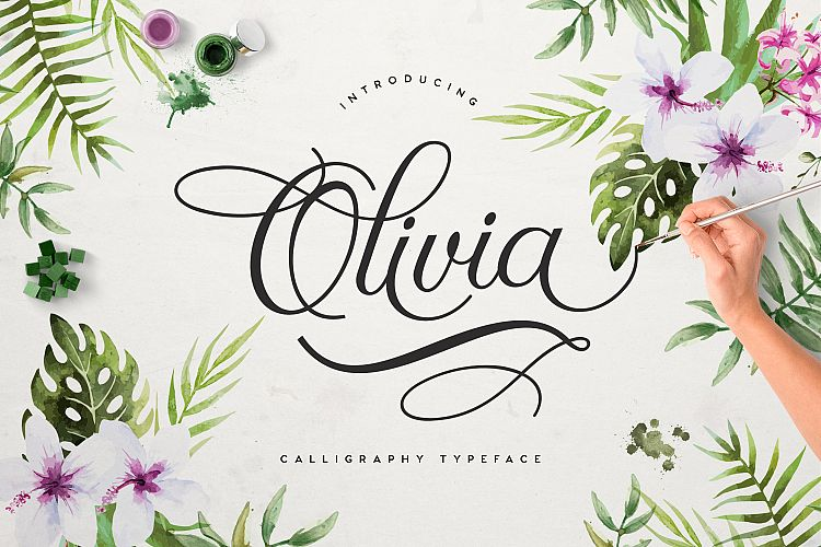 25 romantic fonts