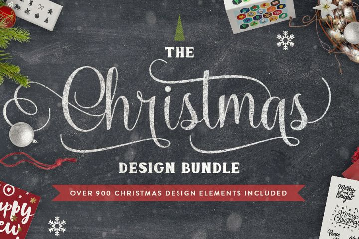 The Christmas Design Bundle